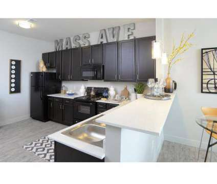 2 Beds - Millikan on Mass at 551 Massachusetts Avenue in Indianapolis IN is a Apartment