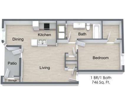 1 Bed - Balmoral Apartments at 851 Shenandoah Dr in Hailey ID is a Apartment