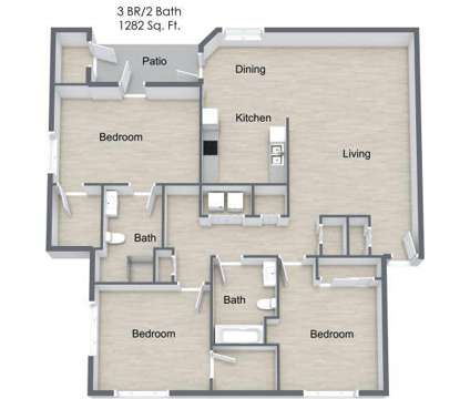 3 Beds - Balmoral Apartments at 851 Shenandoah Dr in Hailey ID is a Apartment