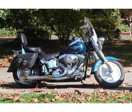 2000 Harley-Davidson Fatboy is a 2000 Harley-Davidson F Road Bike in Bellingham WA