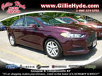 2013 Ford Fusion Red, 19K miles