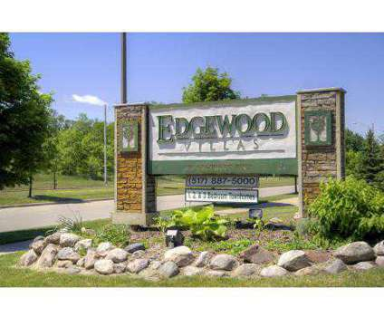 1 Bed - Edgewood Villas at 1010 W Edgewood Boulevard in Lansing MI is a Apartment