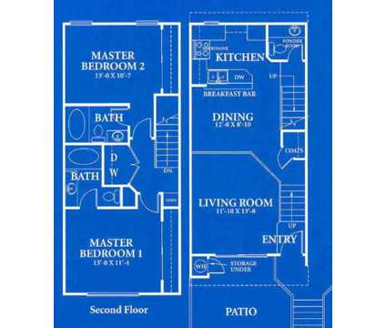 2 Beds - Tamarack Pointe Villas at 330 W Central Avenue in Brea CA is a Apartment