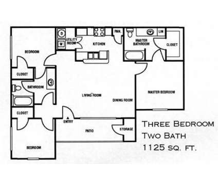 3 Beds - The Amberton at 6000 Randolph Blvd in San Antonio TX is a Apartment
