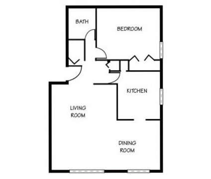 1 Bed - Oakwood Garden Apartments at 3880 Mayfield Rd in Cleveland Heights OH is a Apartment