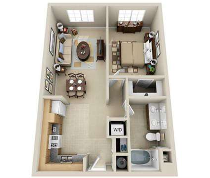 1 Bed - Jefferson at Marina Del Rey at 3221 Carter Avenue in Marina Del Rey CA is a Apartment