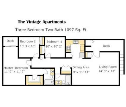 3 Beds - The Vintage Apartments at 1349 Cir City Dr in Corona CA is a Apartment