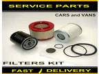 Audi A3 1.9 TDi Oil Filter Air Filter Fuel Filter Service Kit