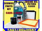 Audi A6 2.0 TDi Service Parts Engine Oil Filters Fluids