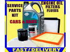 Audi A6 2.0 TDi Service Parts Engine Oil Filters Fluids