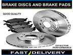Rover 75 1.8 2.0 Brake Discs and Brake Pads