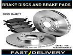 Renault Laguna Brake Discs and Brake Pads Laguna 2.2 DTi Brake Pads & Brake