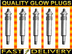 Volkswagen Caravelle Glow Plugs Caravelle 2.5 TDi Glow Plugs 1995-1999
