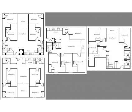 4 Beds - Campustown at 200 Stanton Avenue #101 in Ames IA is a Apartment