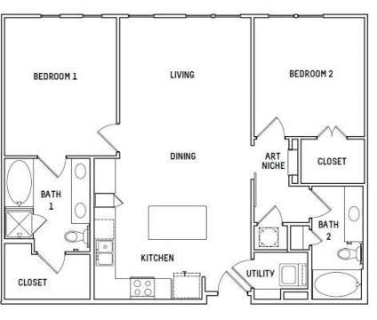 2 Beds - The Arnold at 1621 And 1645 E 6th St in Austin TX is a Apartment