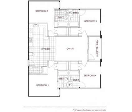 4 Beds - Northgate Apartments at 3135 Highland Rd in Baton Rouge LA is a Apartment