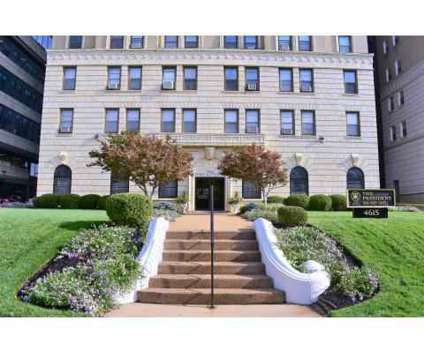 2 Beds - President/Park Royal at 4615 Lindell Boulevard in Saint Louis MO is a Apartment