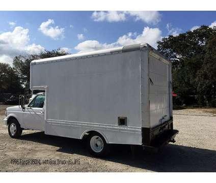 1996 Ford F350XL 14ft Box Truck Tampa FL is a 1996 Van Truck in Tampa FL