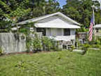 Two BR One BA Home On Fenced Corner Lot