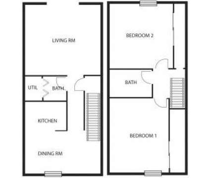 2 Beds - Penny Lane Mews at 688 Penny Ln in Columbus OH is a Apartment