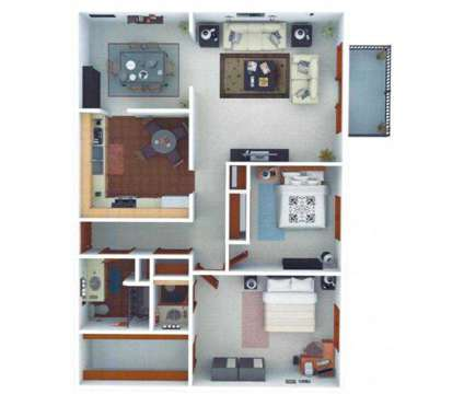 2 Beds - Douglas Apartments at 1565 Douglas Avenue in North Providence RI is a Apartment
