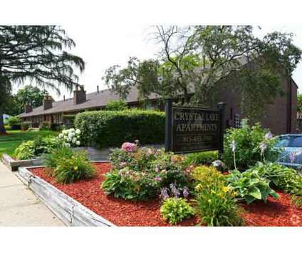 1 Bed - Crystal Lake Apartments at 132 W Woodstock St in Crystal Lake IL is a Apartment