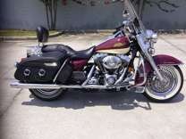 2007 Harley Davidson Road King FLHRC . Fresh Service