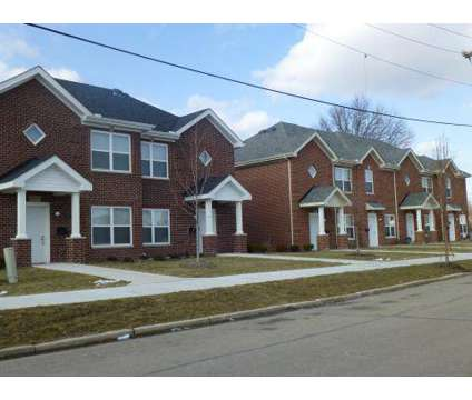 4 Beds - Emerald Springs Apartments at 5825 Emerald Springs Cir in Detroit MI is a Apartment