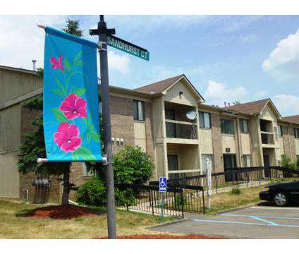 1 Bed - Sandhurst Apartments at 30582 Sandhurst in Roseville MI is a Apartment