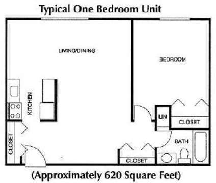 1 Bed - Westchester Towers Apartments at 35700 Michigan Ave in Wayne MI is a Apartment