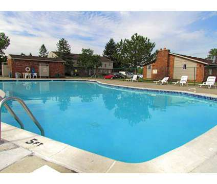2 Beds - Coppertree Apartments at 12255 Pine St in Taylor MI is a Apartment