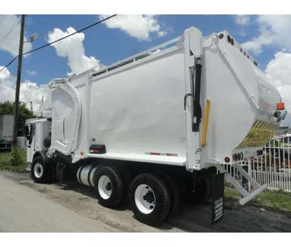 2006 Sterling Condor Kenn 41 YD Front Loader Garbage Truck is a 2006 Sterling Refuse Truck in Miami FL