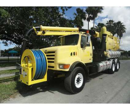 1999 Sterling Vactor 2110 VACUUM/JETTER COMBO is a 1999 Other Commercial Truck in Miami FL