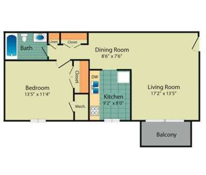 1 Bed - Westwinds at 1072 Redfield Ct in Frederick MD is a Apartment