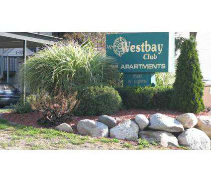 1 Bed - Westbay Club Apartments at 1500 W North St in Jackson MI is a Apartment