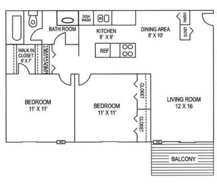 2 Beds - Westbay Club Apartments at 300 Western Ave in Lansing MI is a Apartment