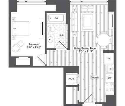 1 Bed - Christina Lakes MSU- 8th St TEST PROPERTY at 2243 Third Avenue in Ketchikan AK is a Apartment