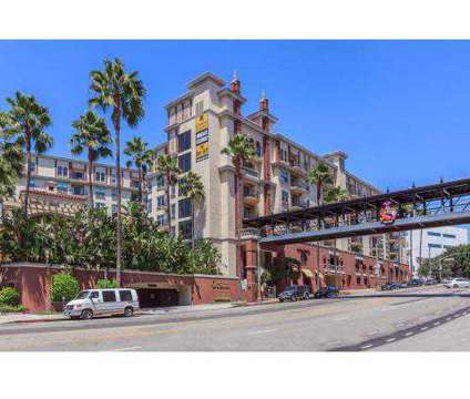1 Bed - The Orsini at 550 N Figueroa St in Los Angeles CA is a Apartment