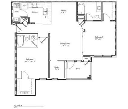 2 Beds - Villa Broussard at 231 St Nazaire Rd in Broussard LA is a Apartment