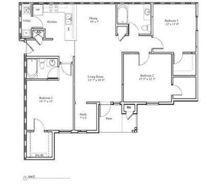 3 Beds - Villa Broussard at 231 St Nazaire Rd in Broussard LA is a Apartment