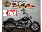 2015 Harley-Davidson FLSTF - Softail Fat Boy