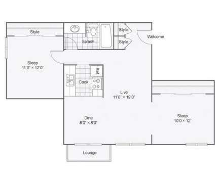 2 Beds - The Dylan at 550 Los Arbolitos Boulevard in Oceanside CA is a Apartment