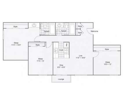 3 Beds - The Dylan at 550 Los Arbolitos Boulevard in Oceanside CA is a Apartment