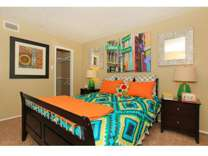 1 Bed - The Fredd Apartments and Townhomes