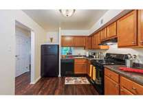 1 Bed - The Cascades Townhomes and Apartments