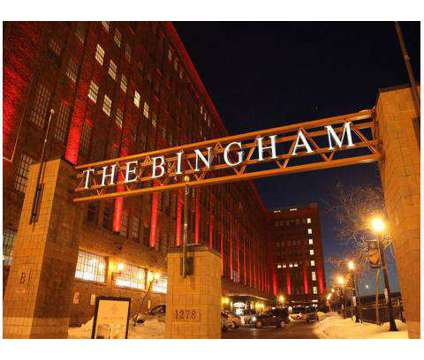 2 Beds - The Bingham at 1278 W 9th St in Cleveland OH is a Apartment