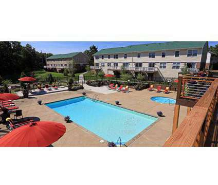 2 Beds - The Bronco Club Apartments at 3201 Michigamme Woods Dr in Kalamazoo MI is a Apartment