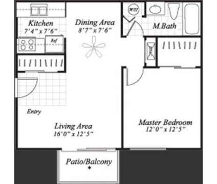 1 Bed - Brentwood at 8670 Devonshire Court in Manassas VA is a Apartment