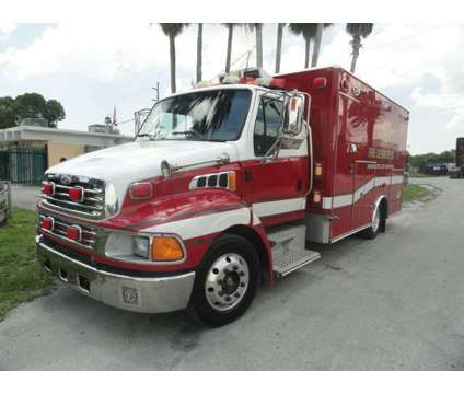 2007 Sterling Acterra Medic Master Fire Rescue Ambulance is a 2007 Other Commercial Truck in Miami FL