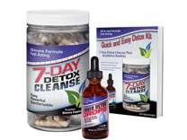 7 Day Detox Cleanse Kit